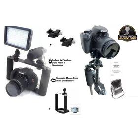 Steadicam Estabilizadador Camera D-slr (nao) Flycam Glidecam