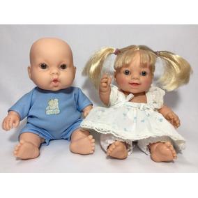 Bonecas Bebês De Borracha Xuxa Cotiplas E Miketa