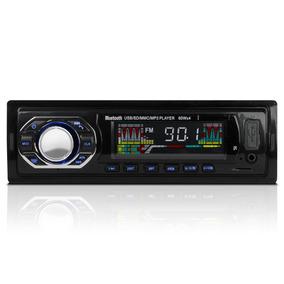 Autoestereo Zonar Bt-7202 Bluetooth Mp3 Usb Sd Aux Radio Fm