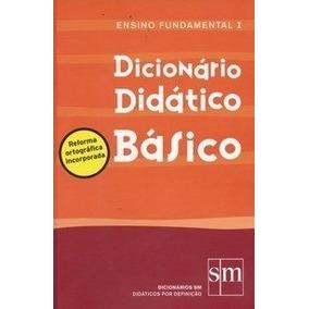 Livro: Dicionário Didático Básico - Ensino Fundamental I