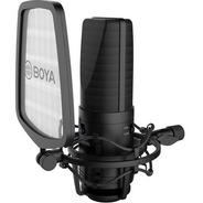 Microfono Boya By-m1000 Condenser De Estudio Tipo Rode Nt2a