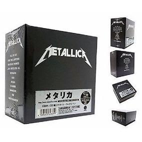 Cd Box Metalica Lacrado