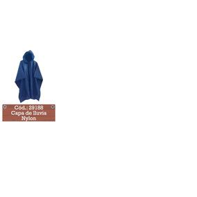 Capa De Lluvia Nylon Venta Por Mayor+envío Mdeo. Y C.costa