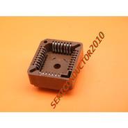 Plcc32 32 Pin Dip Socket Adaptador Plcc Plcc-32 Sin Stock