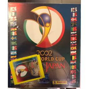 Álbum Copa Do Mundo 2002 Solto Pra Colar Completo