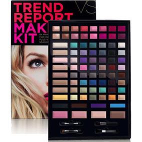 Kit Maquiagem Victorias Secret Trend Report Makeup 84 Tons