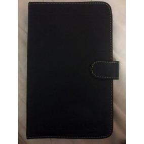 Estuche Protector Agenda Tablet 7plg Teclado Sin Cable Usb