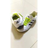 Chuteira Futsal adidas Branca Numero 40
