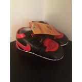 Zapatillas De Cuero Para Bebe Nike Jordan