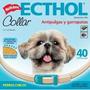 Collar Antipulgas Para Perros 10 Meses De Protección