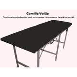 Camilla Valija Plegable 1,8/1,9x0,8 M Consultorios Estéticas