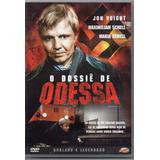 O Dossiê De Odessa (john Voight) - Dvd