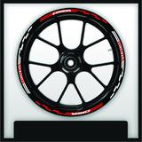 Cintas Para Llantas Racing Honda Cb 190 Mercado Envios