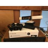 X Box 360 Kinect Desbloqueada 24juegos Y Skylander