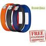 Banda Sony Swr110 Smartband Muñequeras Para Swr10 Negro,