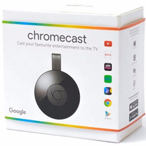 Google Chromecast 2 Hdmi 1080p Original Lacrado Envio Imed