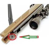 Empaque Para Cañon Mendoza Rifle De Diabolos Aire Postas