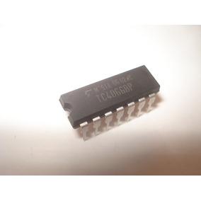 Circuito Integrado Tc4066bp Quad Bilateral Switch