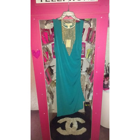 Precioso Vestido Verde Jade Michael Kors Original!!!