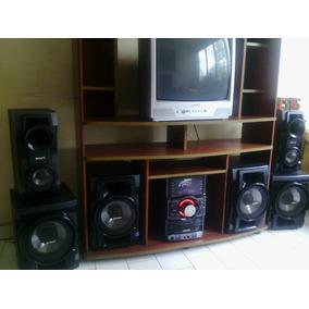 Equipo De Sonido Sony Y Tv 21 Cce