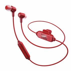 Audífonos Bluetooth Jbl Inalámbrico E25 Manos Libres Colores