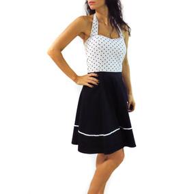 Vestido Marilyn B&n - Diseño Independiente