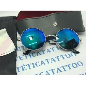 c4c73b0921b2d Óculos Redondo Armação Prata