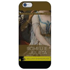 Capa Protetora Para Iphone 6/6s - Romeu E Julieta - Com Peli
