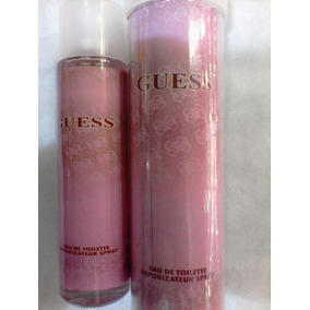 Perfume Guess Dama 130ml Made In Spain