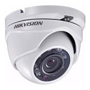 Camara Mini Domo Exterior Hikvision Ds-2ce56c0t-irmf 1mp