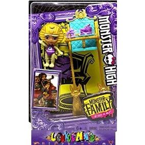Monster High Monster Family Of Cleo Sandy De Nile Original