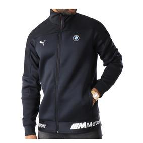 Chamarra Puma Bmw Life Sweat Jacket Original Envío Gratis