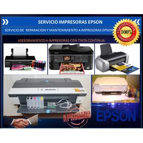 Reparación Y Servicio Impresoras Epson Cabezal Epson L