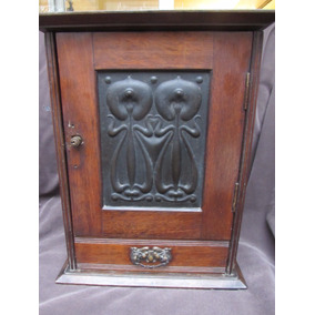 Antiguo Mueble Pipero Ingles