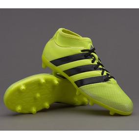 Chuteira Futebol Campo Adidas Ace 16.3 Primesh Fg - Chuteiras no ... 76c7eb5454419