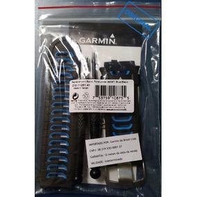Pulseira Original Garmin Forerunner 920xt Cor: Preto/azul