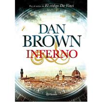 Libro Infierno Dan Brown - Envio Gratis