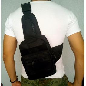 Pechera Militar Táctica Con Porta-cargador Funda Pistola