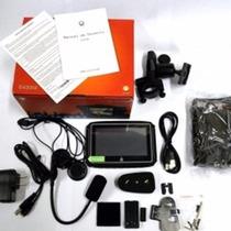 Gps Moto Orange Com Bluetooth Fone A Prova D´agua Mod G430m