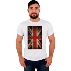Camisetas - Inglaterra - Estampas Personalizadas - T-shirt