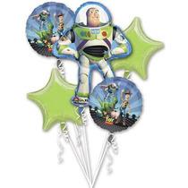 Disney Toy Story Zumbido Lightyear Cumpleaños Globo Mylar R