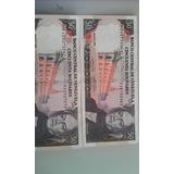 Exelentes Billetes, De 50bs 1990