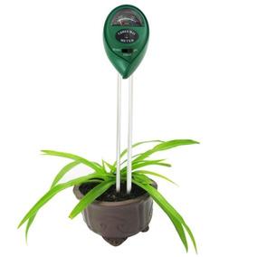 Equipo Prueba Medidor Ph 3 1 Plant Flor Suelo Meter Humedad