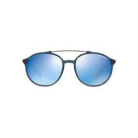 Oculos Armani Ax227s Azul Espelhado - Óculos no Mercado Livre Brasil 04a7a4fe2d