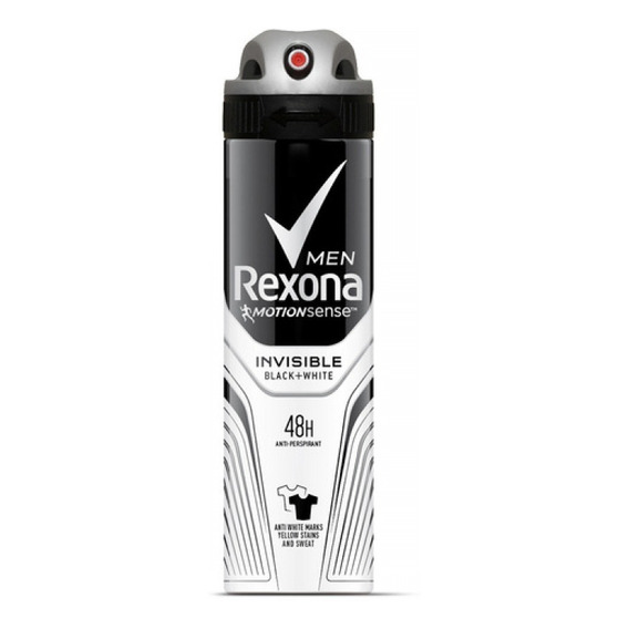 Rexona Anti-transpirante Invisible Aerosol 150ml Unilevercp