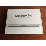 Macbook Pro Apple 2011 Pantalla 13 Pulgadas Mac Os X