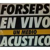 2cds Nuevos Forseps Bebe Mod 01 Jose Fors Y En Vivo