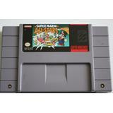Cartucho Super Nintendo Mario All Strs