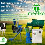 Mini Planta Alimento De Vaca-combo(300c/500a/2mkls 2-2/250b)