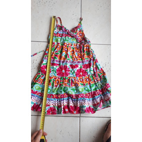Vestidos Nena Talle 4 Años . Importados Impecable